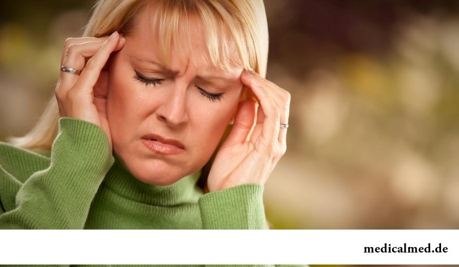 Частые ошибочные диагнозы: мигрень