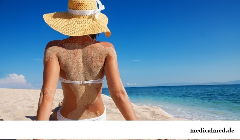 Миф 7: солнечные ванны хорошо помогают от целлюлита