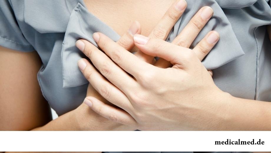 Ушибы и травмы груди