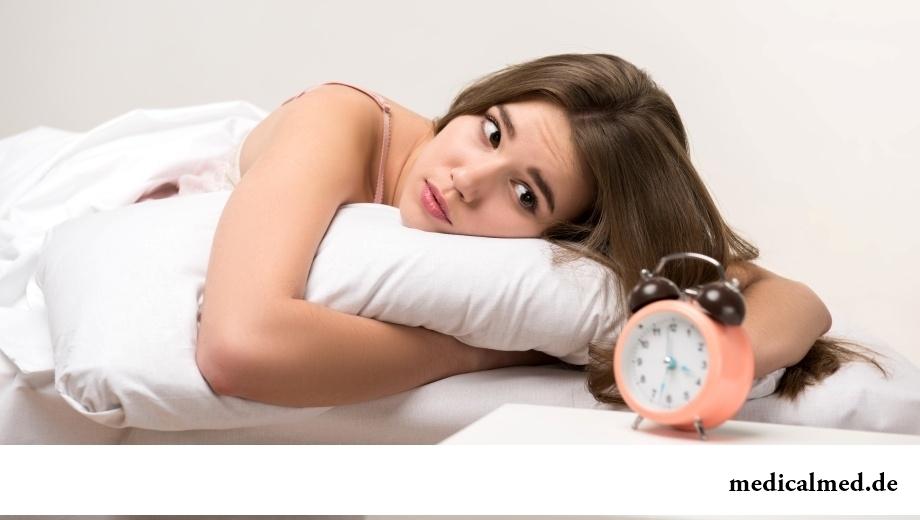 Нарушения сна - возможный симптом патологии почек