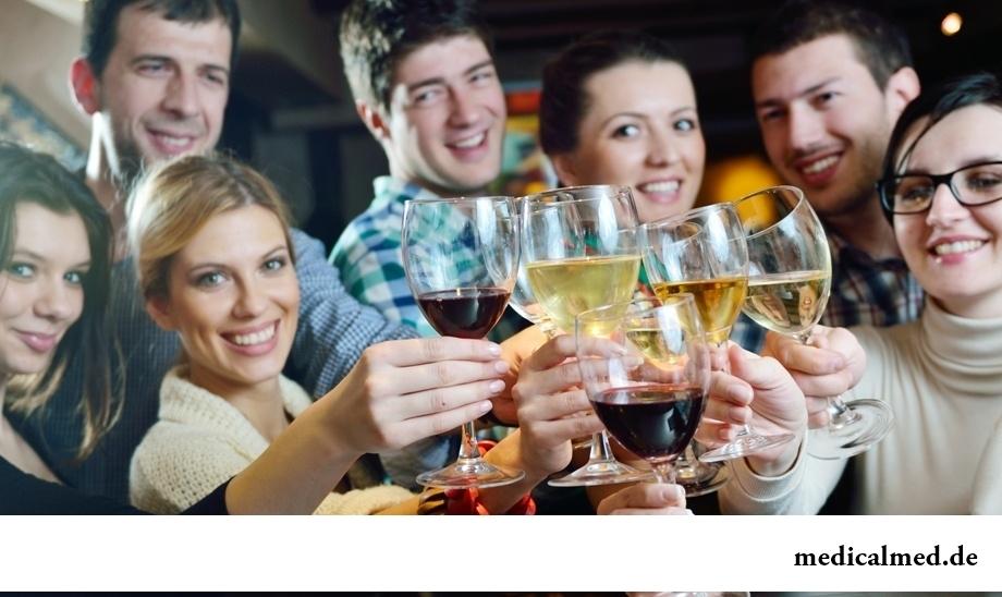 Как не опьянеть от алкогольных напитков: важные советы