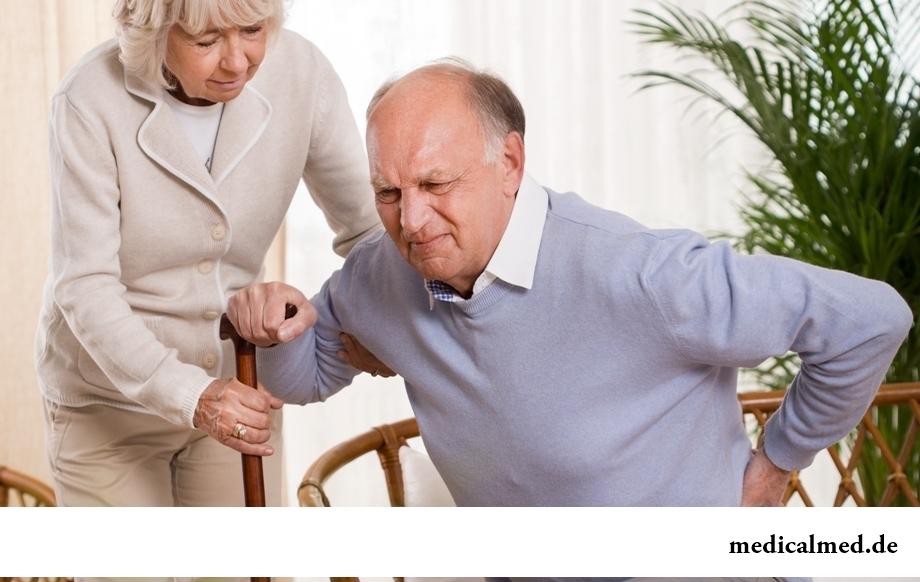 Мужчины остеопорозом не болеют