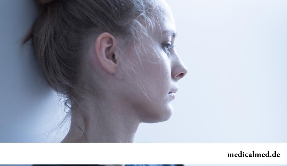 Заражение глистами всегда вызывает бледность кожи и худобу
