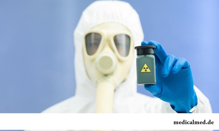 Последствия радиационного облучения