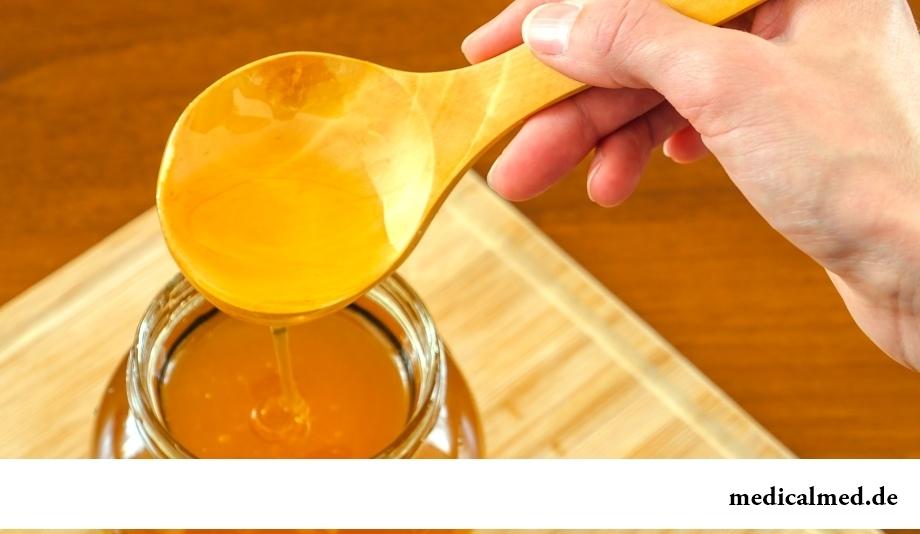 Как взбодриться утром: съесть 1 ч.л. меда перед завтраком