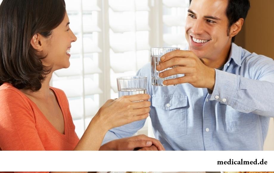 Миф 3: нельзя запивать пищу водой