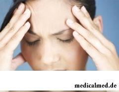 Побочным действием 5-НОК является головная боль