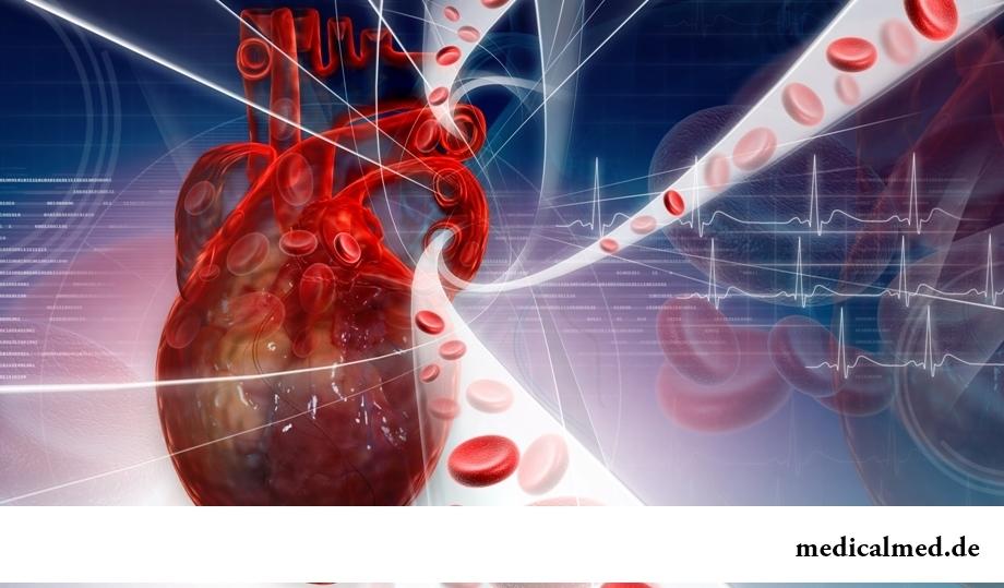 Положительное влияние щелочной воды на сердечно-сосудистую систему