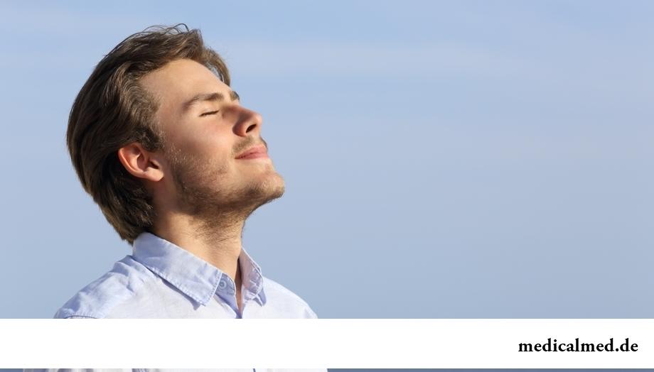 Улучшение процесса дыхания