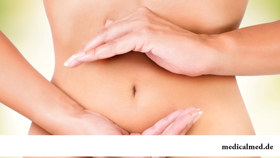Улучшение работы желудочно-кишечного тракта