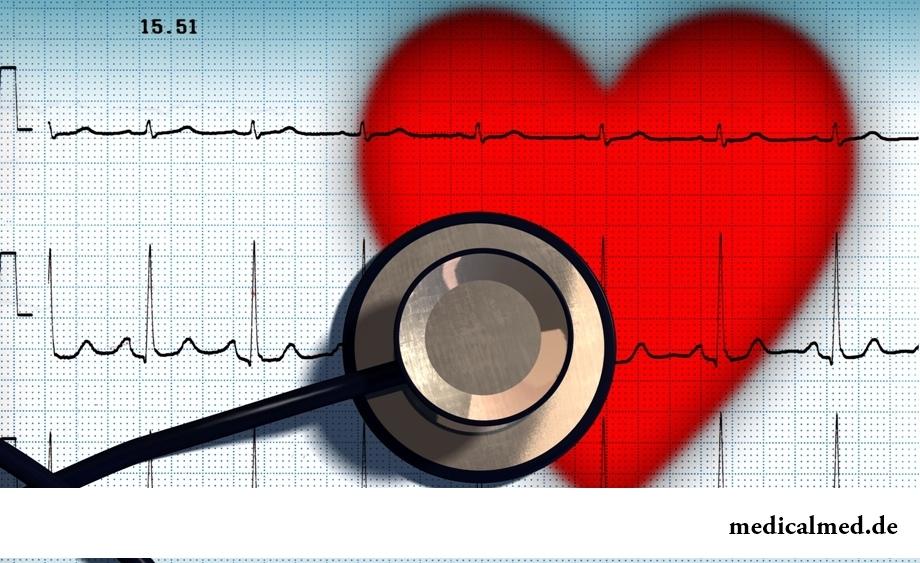 Болезни сосудов и сердца