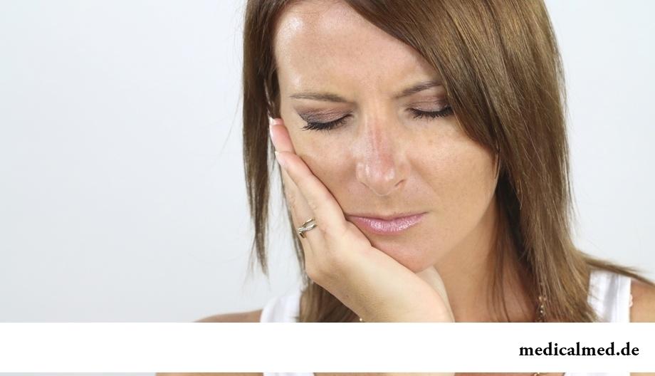 Воспаление десен и слизистой оболочки ротовой полости