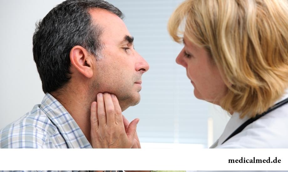Першение в горле: симптом, при котором стоит обратиться к эндокринологу