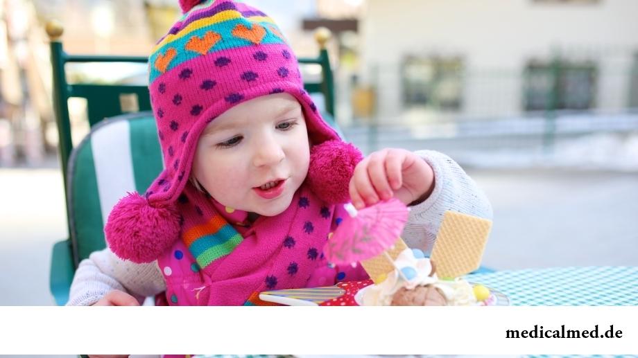 Ограничить сладости