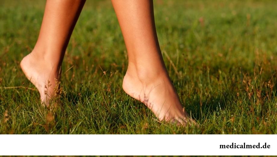 Эффективные упражнения для укрепления голеностопа