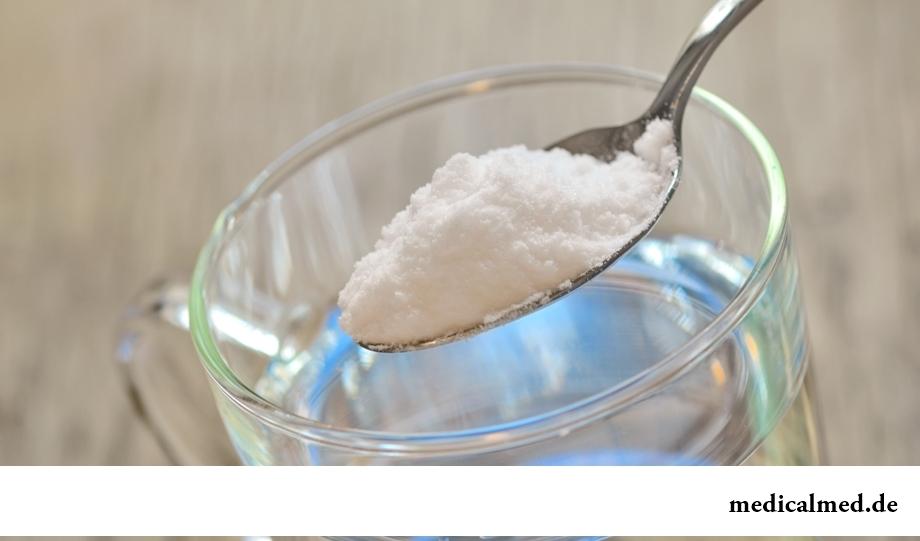 Шарлатанские методы лечения: терапия содой