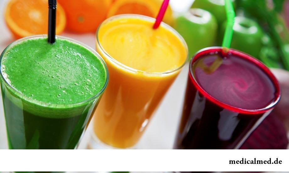 Как бороться с весенней усталостью: пить свежевыжатые соки