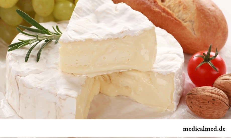 Французский сыр бри