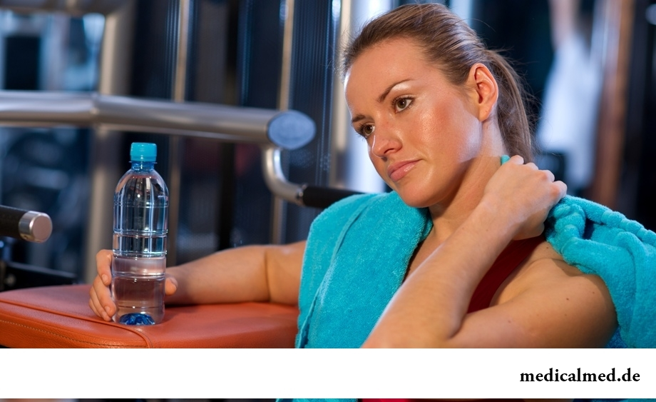 После тренировки мышцы должны болеть