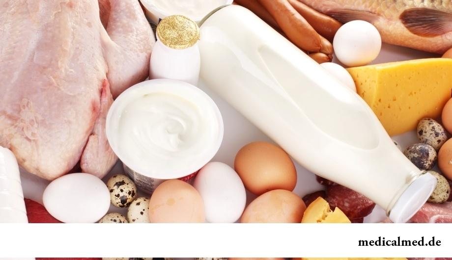 Продукты, содержащие полезные для организма жиры