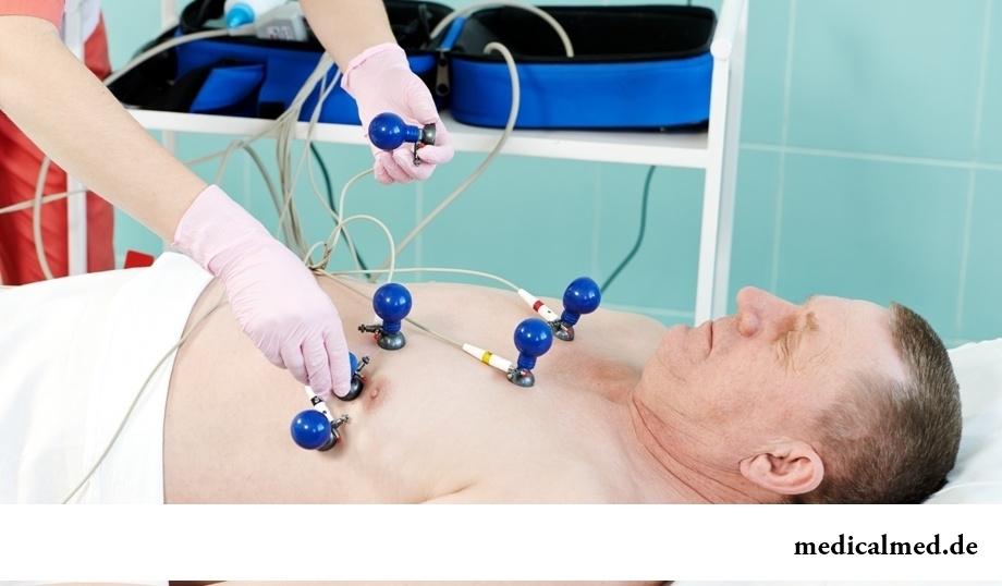 Регулярные проверки состояния сердца
