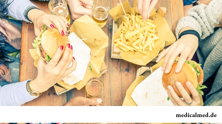 Коллективный прием пищи