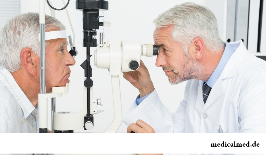 Появление катаракты можно предупредить