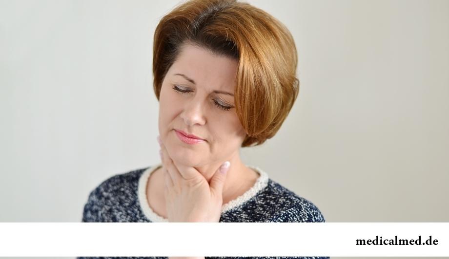 Tempiratura bei der Hämorrhoide