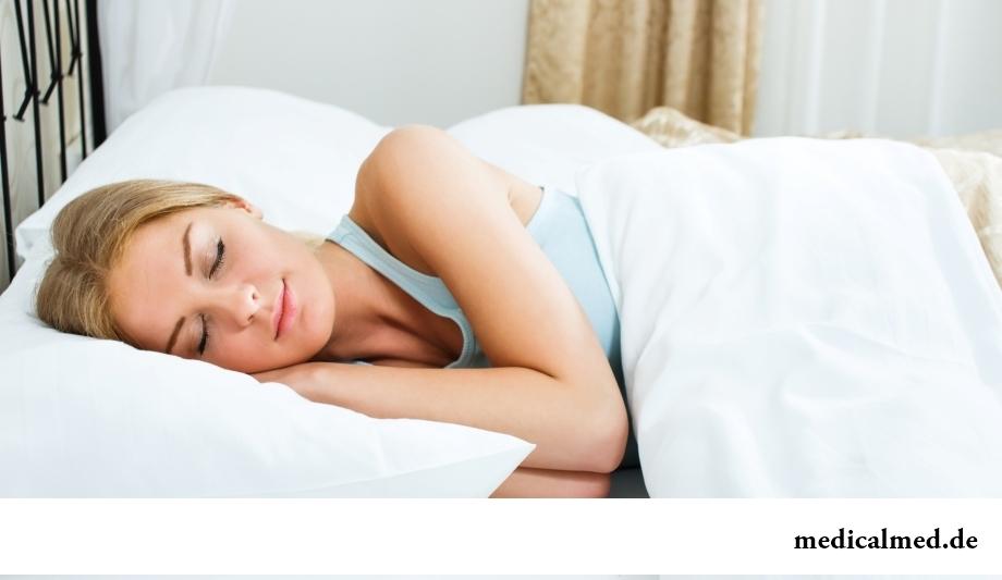 Правило здорового позвоночника: правильные условия для сна