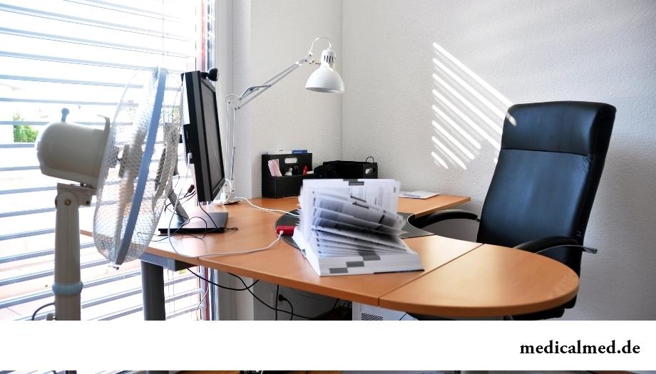 Правило здорового позвоночника: правильные условия для работы