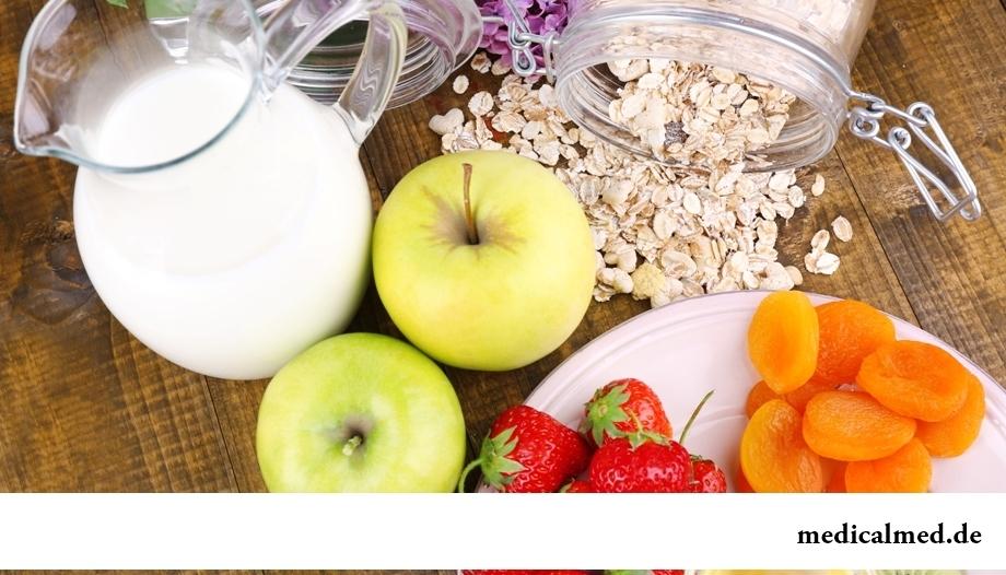 Правило здорового позвоночника: правильное питание