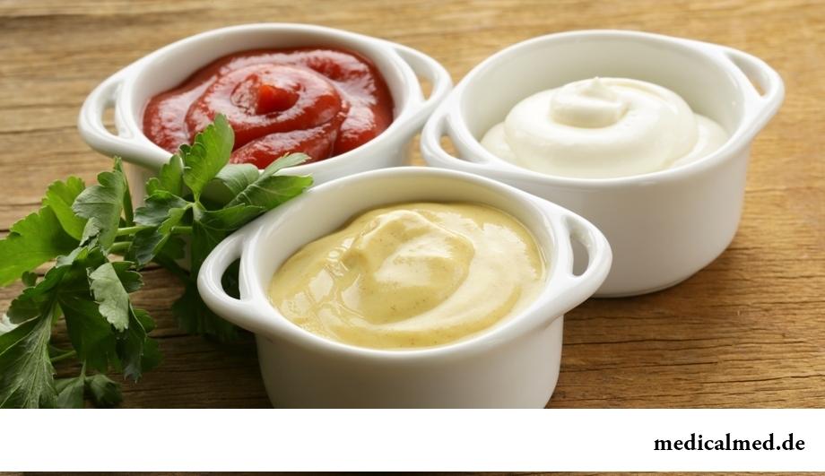 Острые соусы и горчица