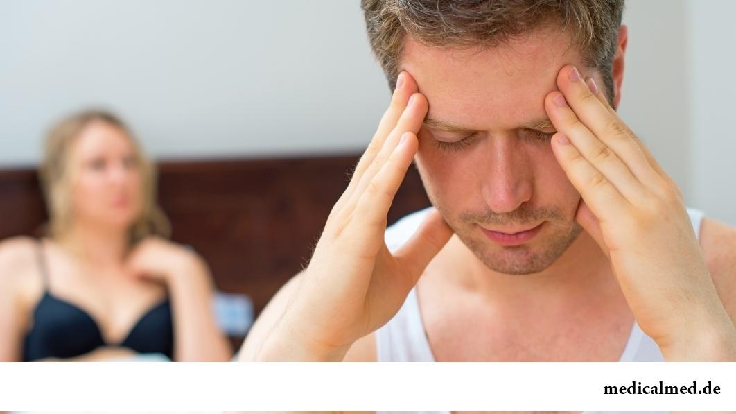 Признаки и симптомы простатита