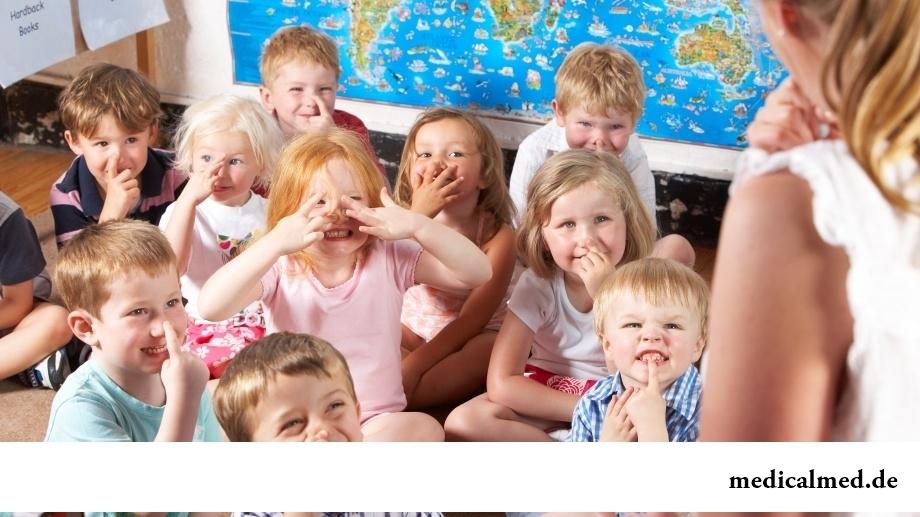 Особенности адаптации малышей к детскому саду