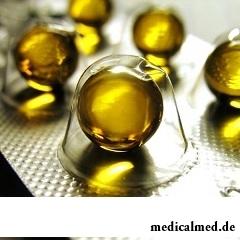 Основная составляющая Аевита - витамины А и Е