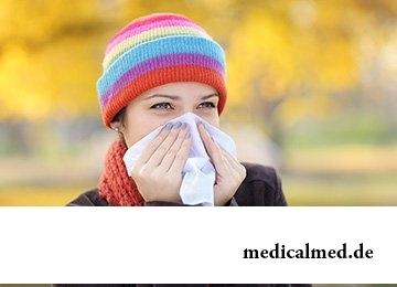 Аллергический ринит - симптомы, диагностика, лечение