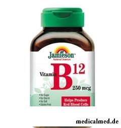 Витамин B12 - природный антигистамин для лечения аллергии при беременности