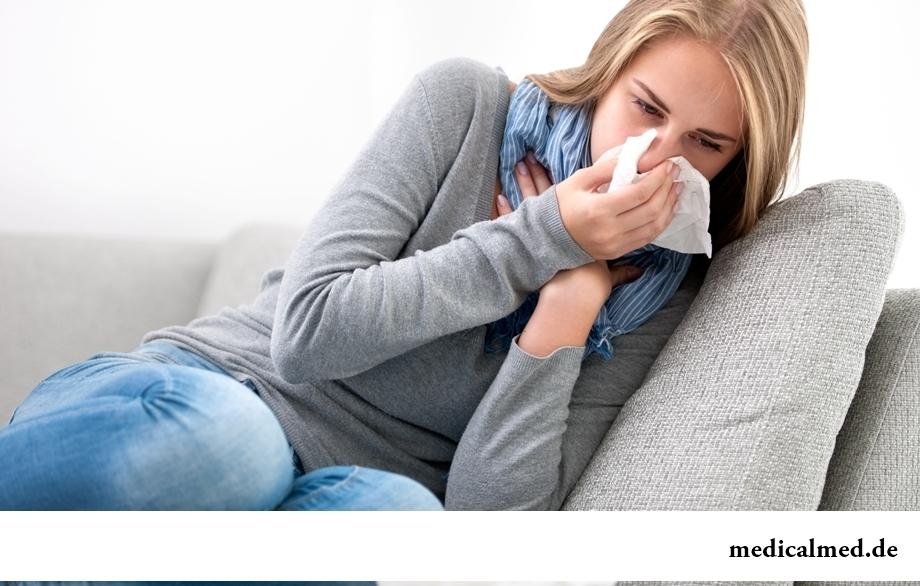Быстрые способы лечения простуды