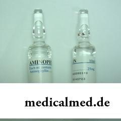 Аминофиллин раствор для инъекций
