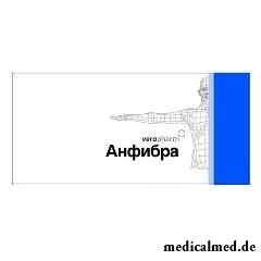 Раствор для инъекций Анфибра