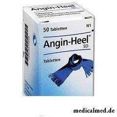 Ангин-Хель – гомеопатическое средство