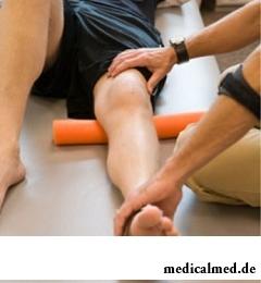 Физиотерапия - один из методов лечения анкилоза