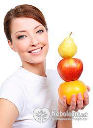 Меню антихолестериновой диеты на 60% должно состоять из белковой пищи