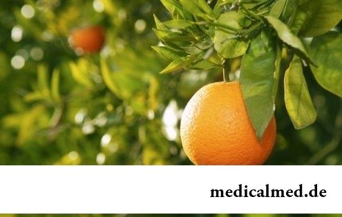 Апельсин - полезные свойства, применение, противопоказания