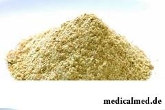 Специя асафетида представляет собой желтые зерна различной величины, связанные между собой массой