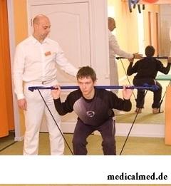 Лечебная гимнастика - один из методов лечения атрофии мышц