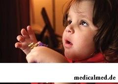 Аутизм - нарушение психического развития