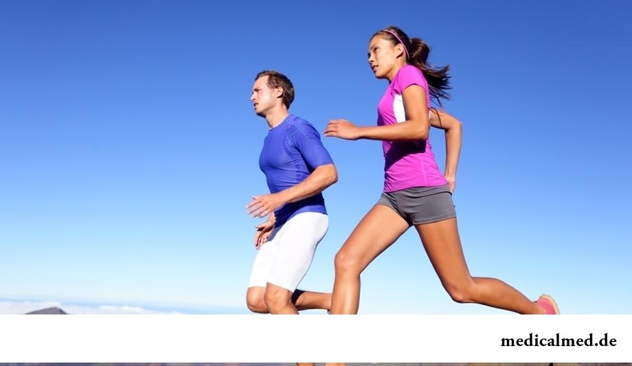 Бег трусцой: польза для здоровья
