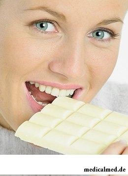 Как приготовить домашний белый шоколад