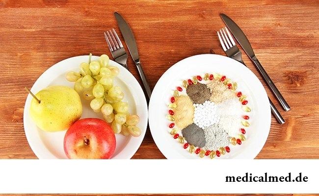 Попробуйте пищевые добавки